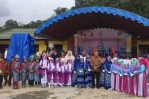 Festival Anak Sholeh Bartim Dibuka Resmi Bupati