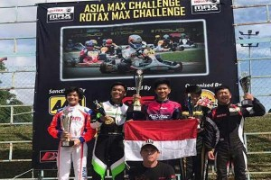 "Selamat! Pegokart Kalteng ""Agi Borneo"" Raih Juara Pertama Seri 3 di Malaysia"