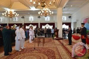 Gubernur Kalteng Intruksikan 4 Sektor Prioritas Bagi Bupati Kobar-Barsel Terpilih