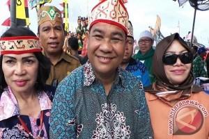 Guntur Talajan Nilai Kualitas Festival Isen Mulang Kalteng Meningkat