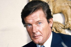 "Aktor Roger Moore Pemeran ""James Bond"" Tutup Usia"