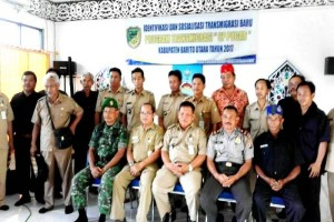 Pemkab Barito Utara Sosialisasi Lokasi Transmigrasi Kecamatan Teweh Baru
