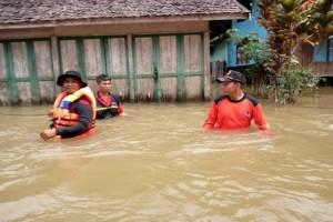 Warga 4 Kecamatan di Pedalaman Kotim Khawatir Banjir Makin Parah