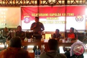 Polda Kalteng Perintahkan Seluruh Polres Siapkan Peralatan Perangi Terorisme
