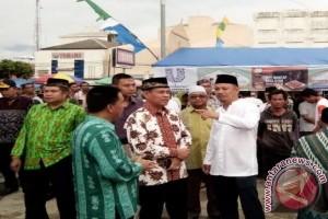 Mantap! Dapat Bantuan dari APBN-P, Pemkab Barsel siap Tata Plaza Beringin Buntok