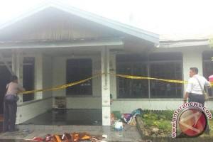 Kebakaran Rumah di Jalan Cempaka dan G Obos Akibat Korsleting