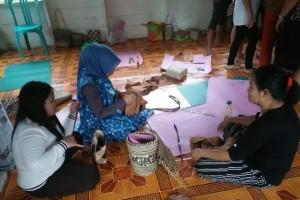 Barut Datangkan Pelatih Kerajinan Rotan dari Yogyakarta