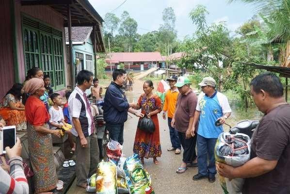 Masyarakat Sekitar Sungai Barito Agar Waspada Banjir, Kata Bupati