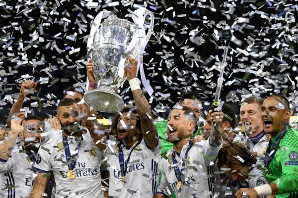 Ini Daftar 8 Pemain Real Madrid Masuk Skuat Terbaik Liga Champions 2017
