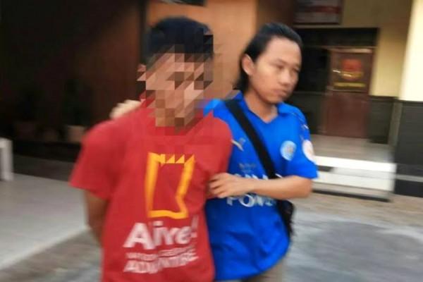 Polisi Berhasil Tangkap Pelaku Jambret tahun 2016