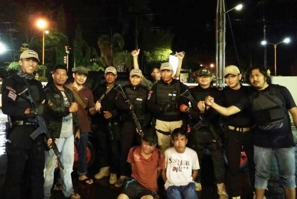 Oalah! Penjambret Dicari Polisi Kotim, Sembunyi di Plafon Rumah