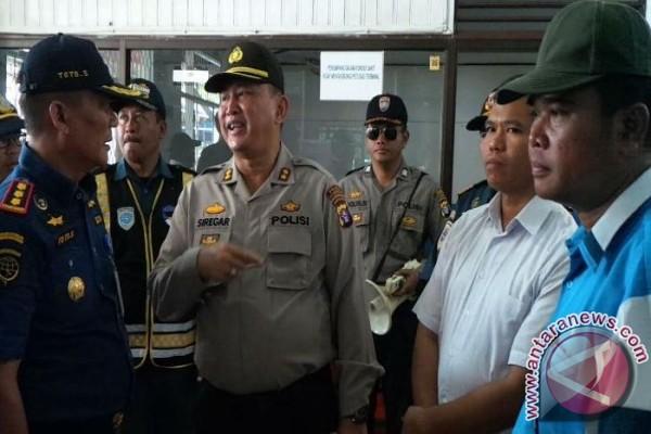 Polres Kotim Tambah Personel Amankan Pelabuhan Sampit