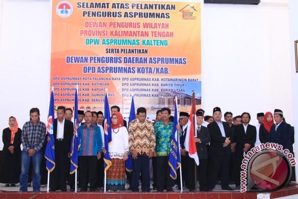 Asprumnas Kalteng Diminta Sukseskan Program Sejuta Rumah