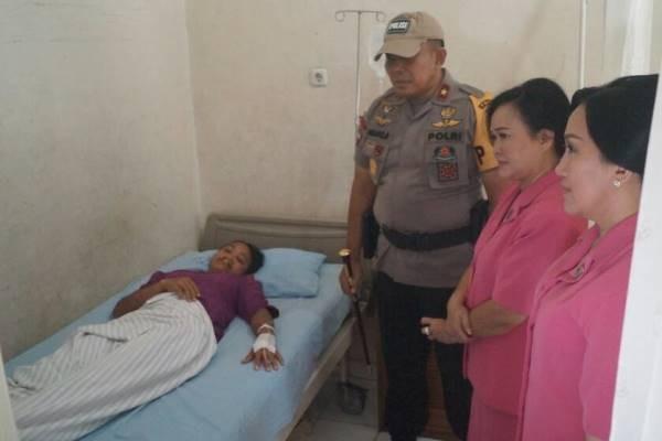 Polda Kalteng Operasi Gratis 6 Pasien Bibir Sumbing