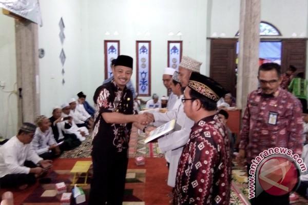 Safari Ramadhan Sarana Serap Aspirasi Rakyat, Kata Bupati Barsel