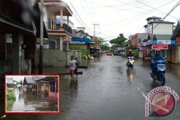 Sejumlah Wilayah di Kuala Pembuang Terendam Banjir
