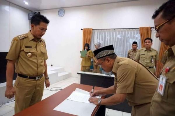 Jufriansyah Ditunjuk Sebagai Plt Kepala BPKA Barito Utara