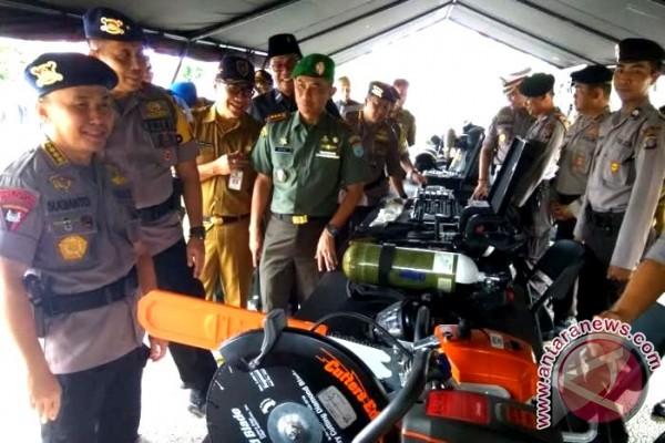 Gubernur Kalteng Pimpin Gelar Operasi Ramadniya