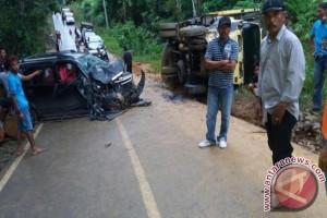 Tragis! 1 Orang Tewas Akibat Tabrakan di Rampamea Barsel