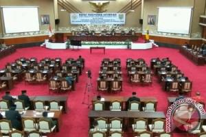 DPRD-Pemprov Kalteng Sahkan KUPA-PPAS APBD-P 2017