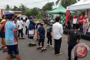 Pemuda Berbagai Komunitas Kapuas Peringati Hari Lahir Pancasila