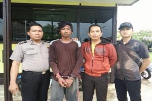 Gadis 13 Tahun Diperkosa di Gubuk Kebun Semangka
