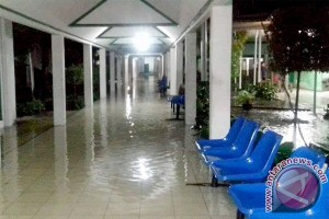 Banjir Tak Ganggu Pelayanan RSUD Murjani Sampit