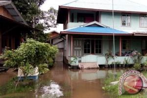 Sejumlah Titik Dalam Kota Buntok Terendam Banjir
