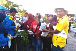 DLH Sukamara Ajak Warga Jaga Lingkungan dengan Cara Menanam
