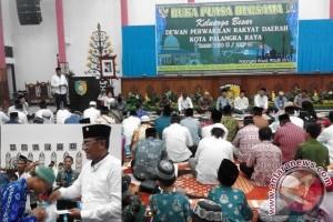 DPRD Palangka Raya Buka Bersama, Ketua Dewan Ajak Tingkatkan Toleransi