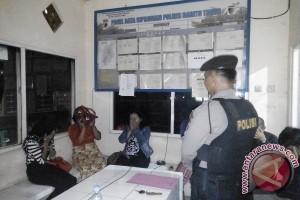 3 Pasang Bukan Muhrim dan 3 Pria Bersajam Diamankan Polisi Bartim