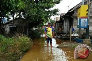 Debit Air di Wilayah Barito Selatan Turun