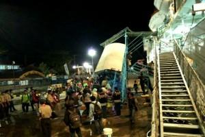 3 Kapal Angkut 3.430 Pemudik dari Sampit