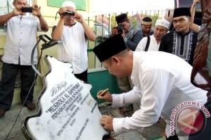 Bupati Resmikan Mushola Mewah Pengadilan Negeri Buntok