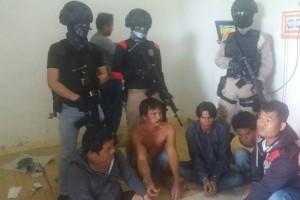 Waduh! Oknum ASN Nyambi Bandar Sabu Ditangkap Polisi Bartim