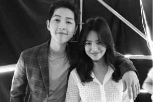Song Joong-ki dan Song Hye-kyo Berencana Miliki Banyak Anak