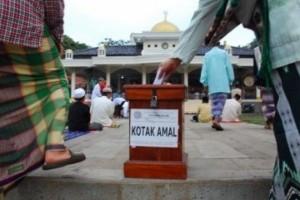 Polres Barut Berhasil Tangkap Pencuri Uang Kotak Amal Masjid
