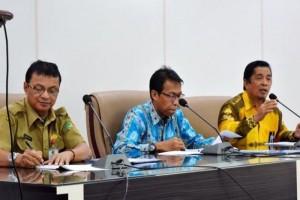 Pemkab Barut Gelar Sosialisasi Pengelolaan Transfer Dana Ke Daerah