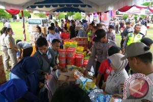 Polda Kalteng Gelar Bazar Antisipasi Lonjakan Harga