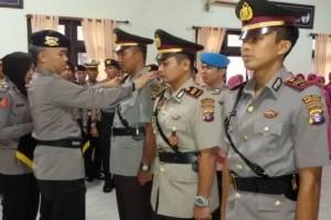 Ini 2 Perwira yang Dimutasi dari Polres Barito Utara