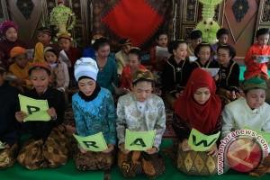 Presiden Ingin Lagu Daerah Diajarkan ke Anak-anak
