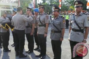 Pejabat Baru Polres Kotim Diperintahkan Ke Lapangan