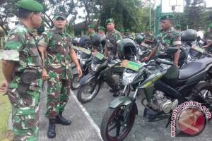 Kodim 1015 Sampit Tertibkan Penggunaan Kendaraan Dinas TNI