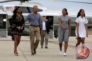 Obama dan Keluarga Liburan di Ubud Bali