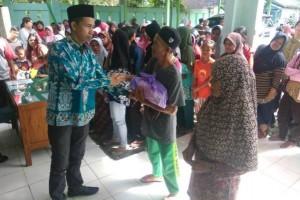BAZ Barito Utara Salurkan 600 Paket Sembako