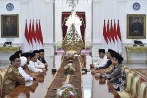 GNPF-MUI: Kami Diterima Presiden Dalam Rangka Idul Fitri
