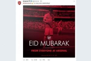 Klub-Klub Liga Inggris Ucapkan Selamat Idul Fitri