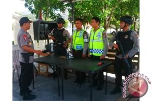 Kapolres Intruksi Perketat Pengamanan Kantor Polres dan Pos Jaga