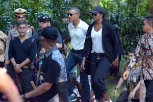 Setelah Bali Obama Menuju ke Yogyakarta