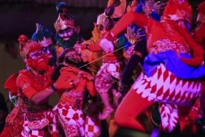 Wayang Orang Pentas Opera Ramayana